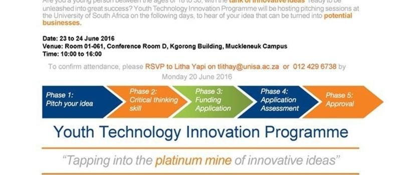 YouthTechnology Innovation Programme