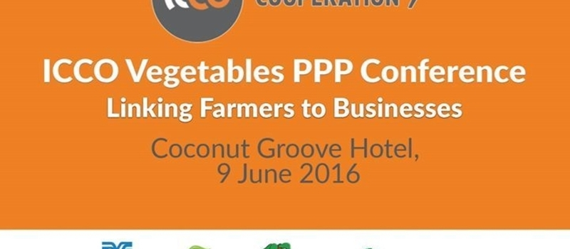 ICCO Vegetable PPP Conference