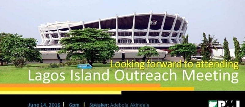 PMI Nigeria Lagos Island Out Reach Meeting