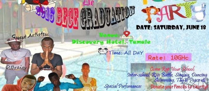 2016 BECE Pool Party