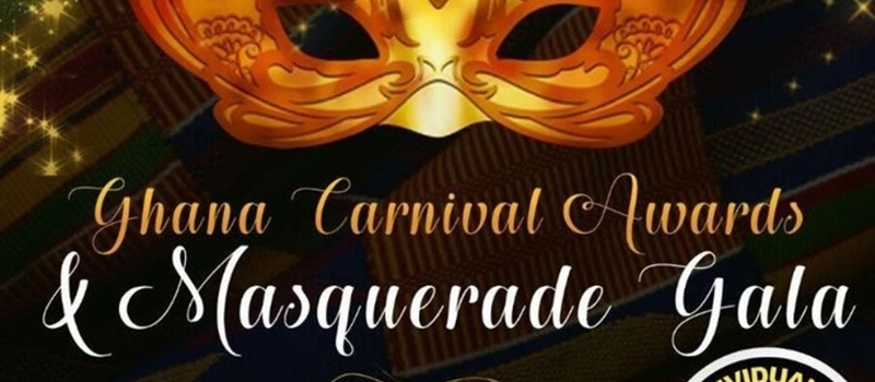 Ghana Carnival Awards and Masquerade Gala