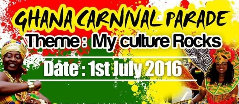 3rd Ghana National Carnival - Accra