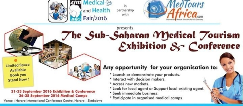 The Sub-Saharan Medical Tourism Exhibition & Conference