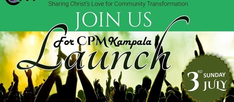 Christ Prosperity Ministries Kampala Branch Launch