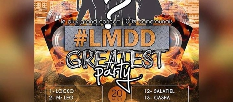 LMDD Greatest PARTY
