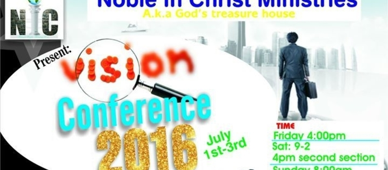 JULY CONFERENCE 2016