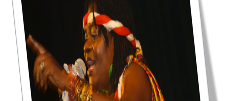 Della Hayes & Dzesi, the Woman of Colour Band,