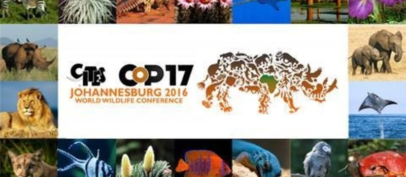 World Wildlife Conference 2016