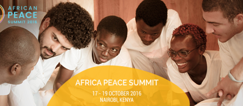 Africa Peace Summit