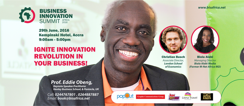 Business Innovation Summit Africa 2016