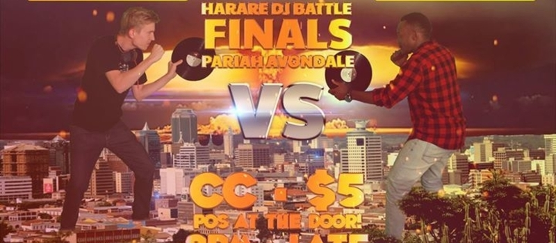 The Circuit & Book Cafe present: Harare DJ Battle Finals & Aftershow Party