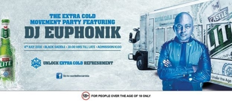 The Extra Cold Movement Party - featuring DJ Euphonik