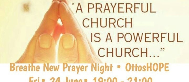 Breathe New Prayer Night