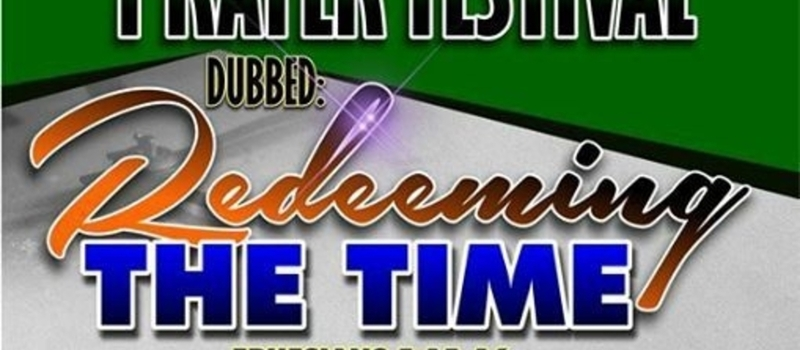 E.P CHURCH DANSOMAN presents Redeeming The Time