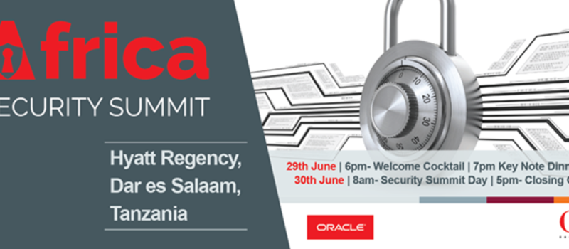 Oracle Africa Security Summit