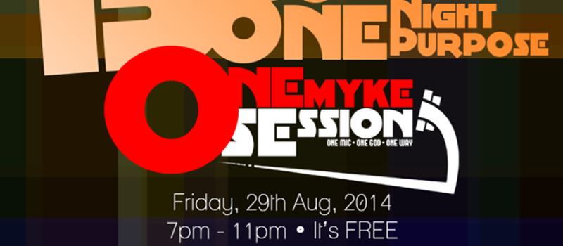OneMyke Session - August 2014