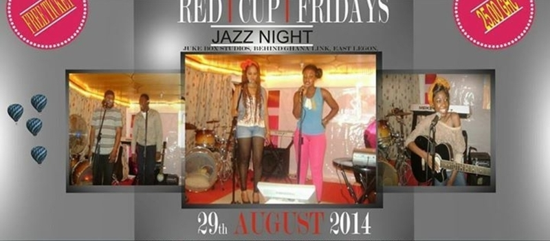RED CUP FRIDAYS JAZZ NIGHT