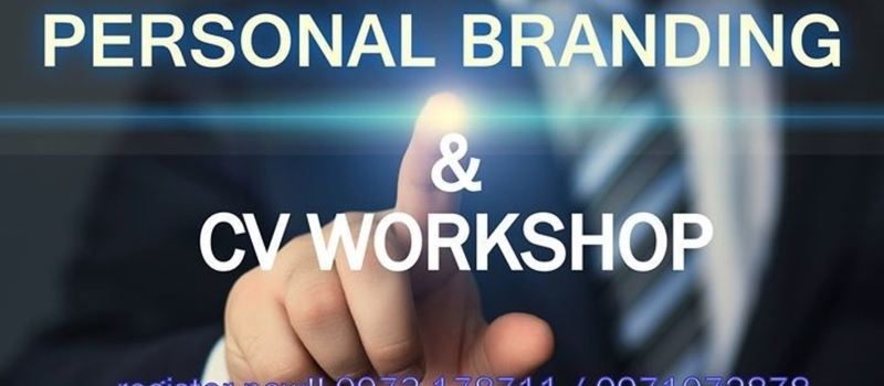 Personal branding & CV Workshop