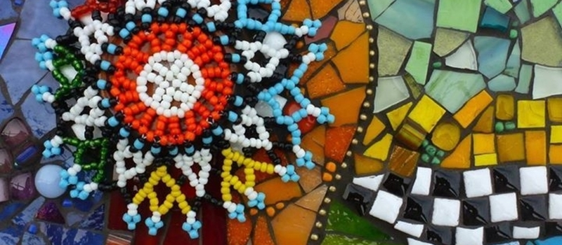 Mosaic Art Holiday