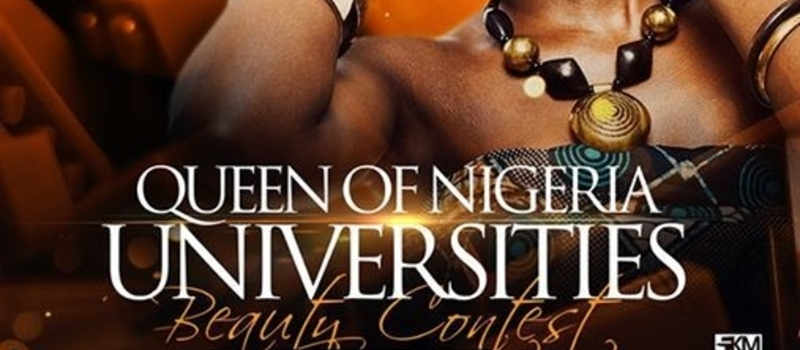 Queen Of Nigeria Universities Beauty pageant Audition starts July