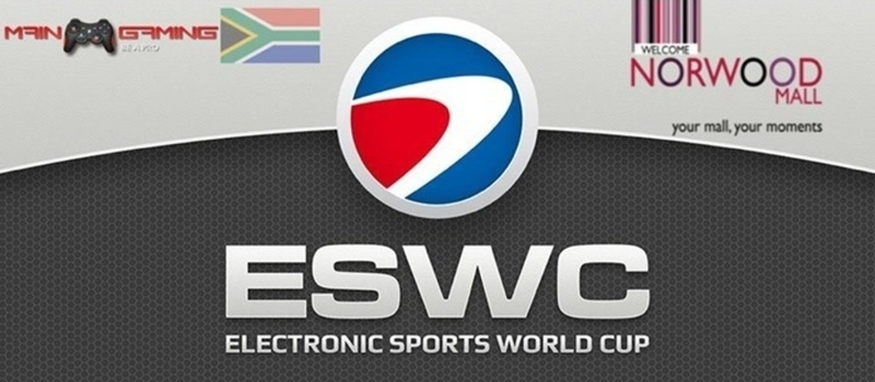 ELECTRONIC SPORTS WORLD CUP 2014 SA qualifiers, Brought to you by Norwood Mall -