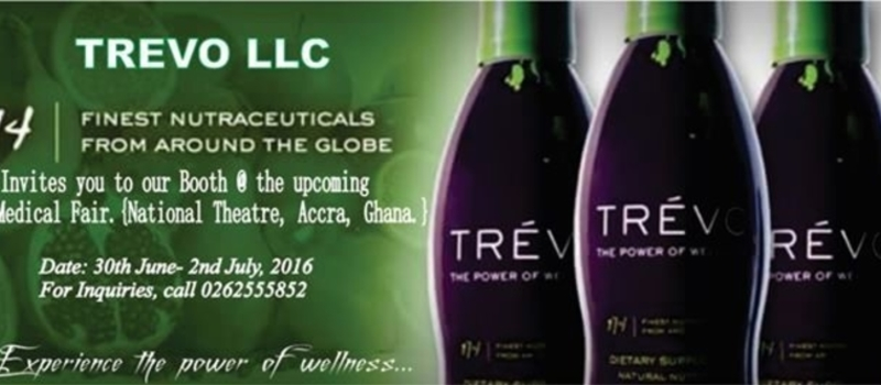 Trevo Exhibition (Ghana Medical Fair)
