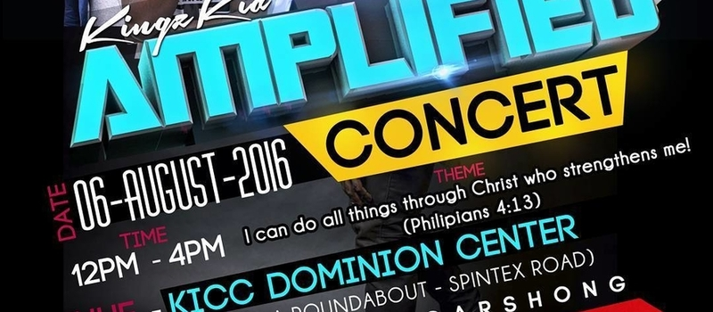 Kingzkid Amplified Concert