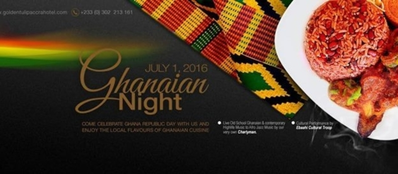 Ghanaian Night