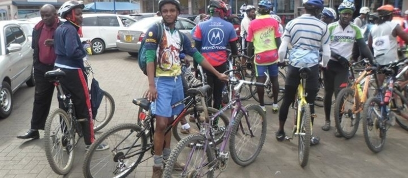 NAIROBI - ARUSHA CYCLING SAFARI
