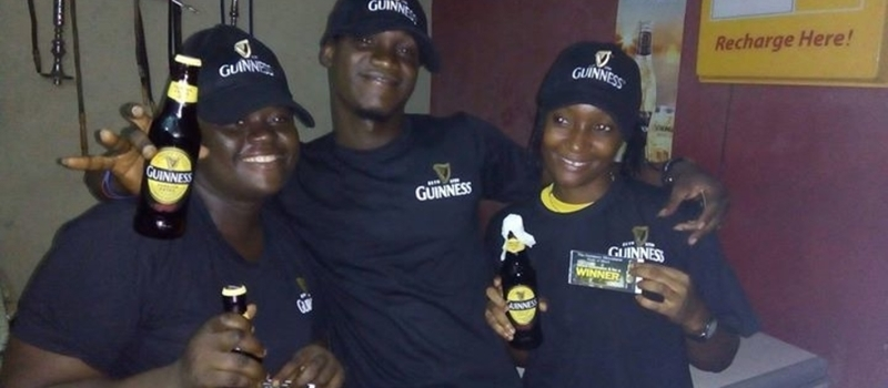 Guinness Black Party