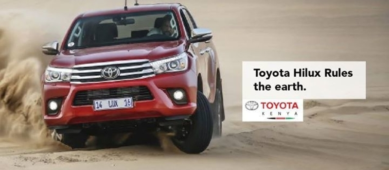 Toyota Launch