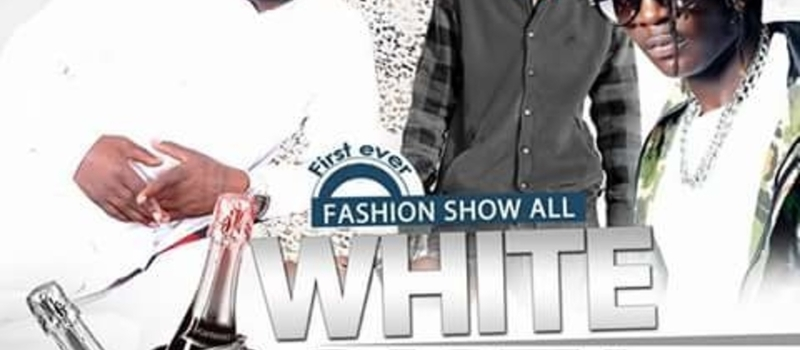 Mbale..All White First Ever Fashion Show Case 16/07/2016 Krab Eltanj
