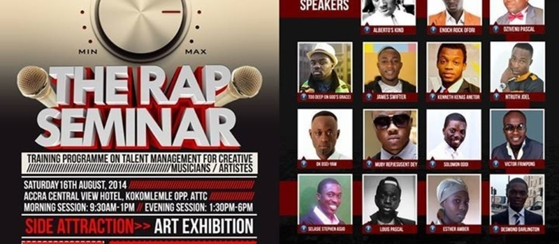 The Rap Seminar Season 1