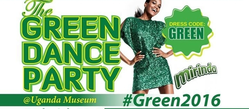 Green Dance Party 2016