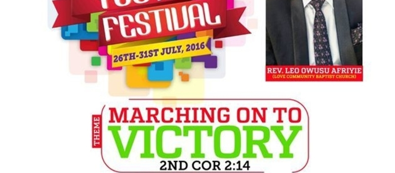 Youth Festival - TBC Youth Ministry