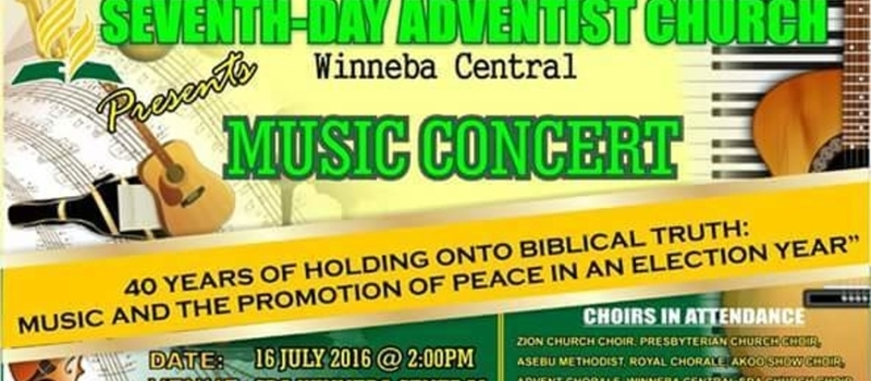MUSICAL AND PEACE CONCERT