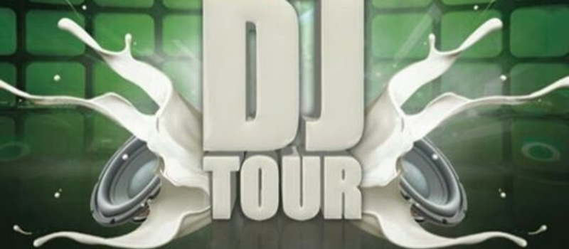 ULTIMATE DJ TOUR 2014
