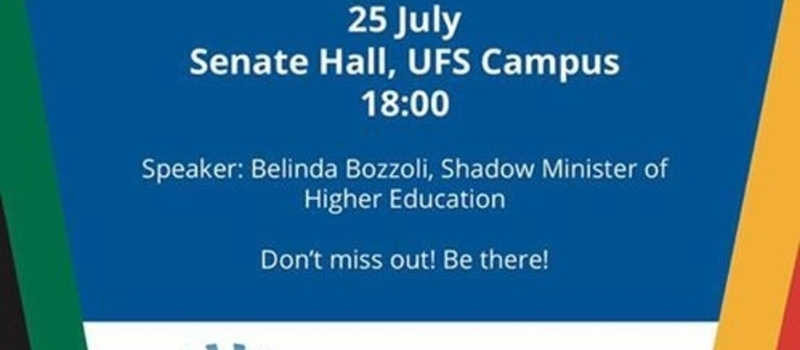 The future of Higher Education in South Africa with Prof Belinda Bozzoli