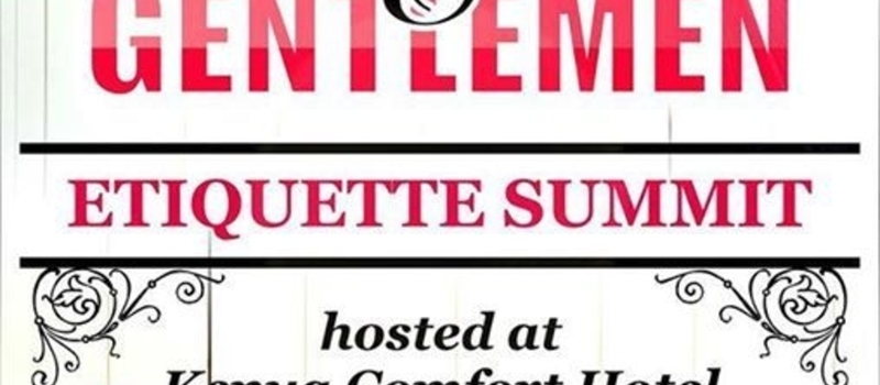 THE ULTIMATE ETIQUETTE SUMMIT