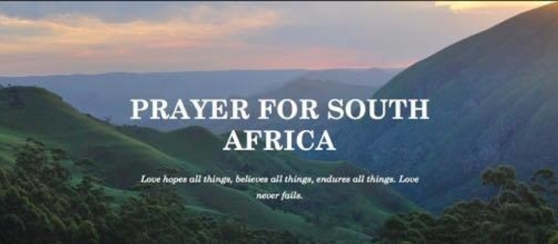 A Night of Prayer for South Africa