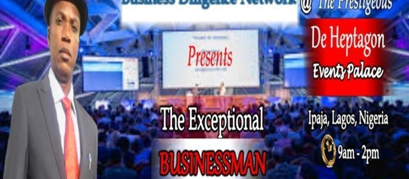 The Exceptional BusinessMan Conference
