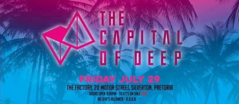 The Capital Of Deep - Warehouse Fest Ft Chunda Munki & More