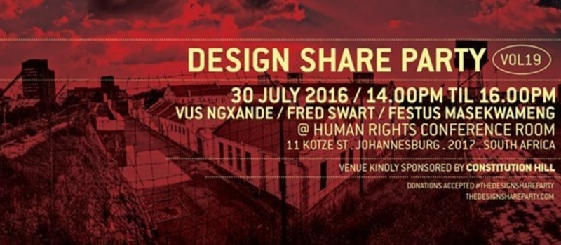The Design Share Party Presents: Vol19