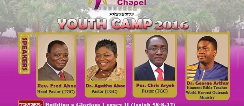 TGC Youth Camp 2016