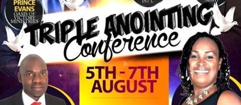 TRIPPLE ANNOINTING CONFERENCE : GUEST PST MAFHARA FROM S.A