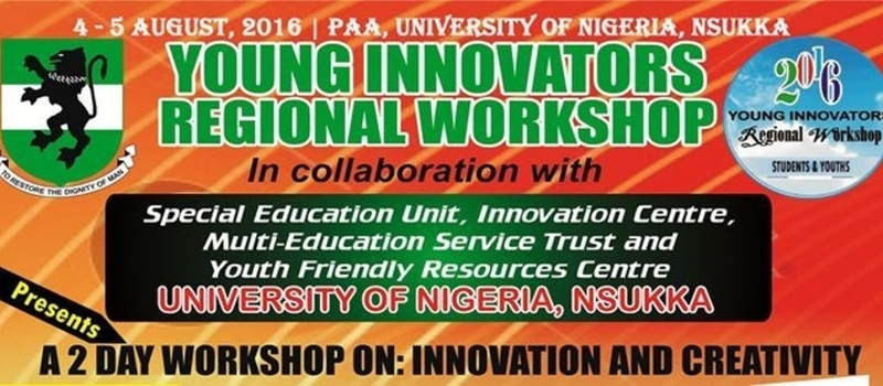 Young Innovators Regional Workshop-UNN