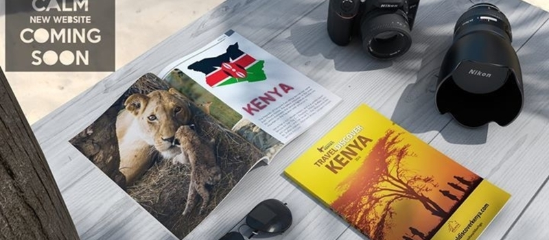 Travel Discover Kenya website launch