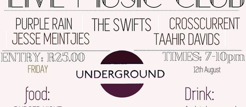 Underground music club Showcase