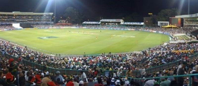 South Africa Vs New Zealand - Cricket