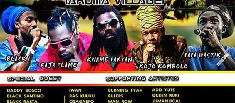 Heights of Reggae Dancehall